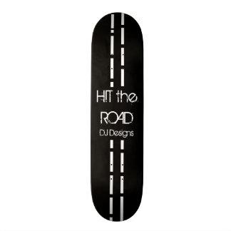 SCHLAGEN Sie das STRASSE Skateboard Skateboard Deck