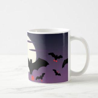 Schläger mit Kürbisen Kaffeetasse