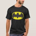 Schläger-Oval-Logo Batman-Symbol-  T-Shirt