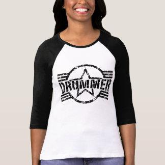 Schlagzeuger Hemden
