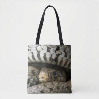 Schlange Tasche
