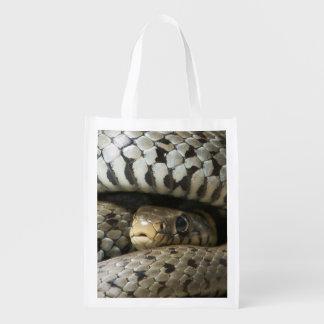 Schlange Wiederverwendbare Einkaufstasche