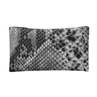 Schlangen-Hautdruck 2 Makeup-Tasche