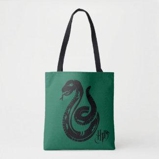 Schlangen-Ikone Harry Potters   Slytherin Tasche