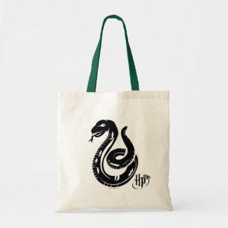 Schlangen-Ikone Harry Potters   Slytherin Tragetasche