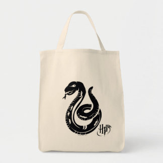 Schlangen-Ikone Harry Potters | Slytherin Tragetasche