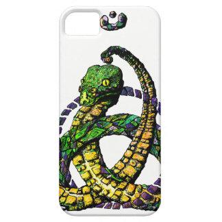 Schlangen-keltischer Knoten-Farbfall Etui Fürs iPhone 5