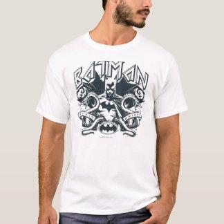 Schlangen-Logo Batmans | T-Shirt