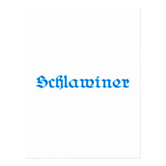 schlawiner rascal Bayern bayrisch bayerisch Postkarten