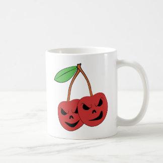 Schlechte KirschTasse Kaffeetasse