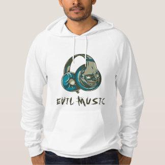 Schlechte Musik! Kapuzenpullover