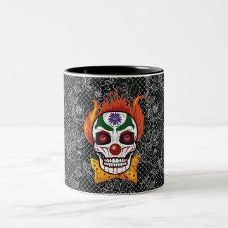 Schlechte Zweifarbige Tasse