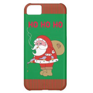 Schlechter Cartoon-WeihnachteniPhone 5 Sankt iPhone 5C Hülle