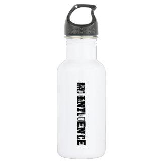 Schlechter Einfluss Trinkflasche