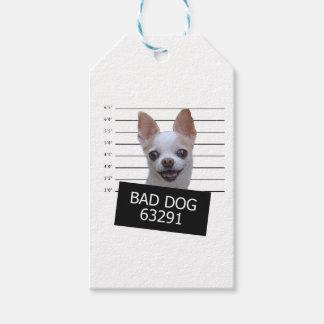 Schlechter Hund - Chihuahua Geschenkanhänger