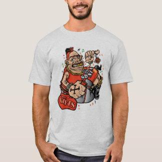 Schlechter Sankt-T - Shirt
