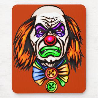 Schlechtes Clown-Gesicht Mousepad