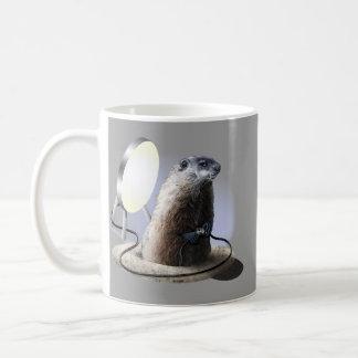 Schlechtes Groundhog Kaffeetasse