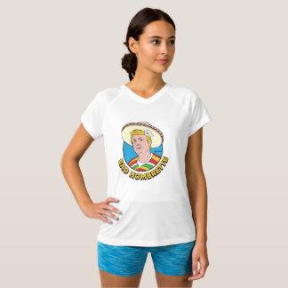 Schlechtes Hombrette T-Shirt