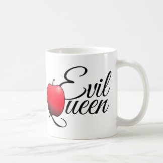 Schlechtes Königin-Rot Apple Kaffeetasse