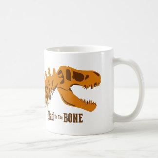 Schlechtes zum Knochen Kaffeetasse