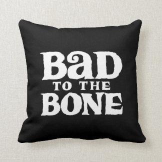 Schlechtes zum Knochen Kissen