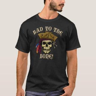Schlechtes zum Knochen T-Shirt