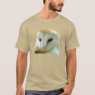 Schleiereule-Porträt T-Shirt