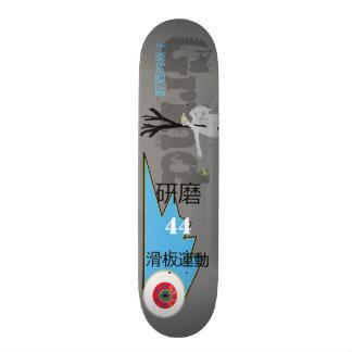 Schleifen-Skateboardkleidung Skateboard Deck
