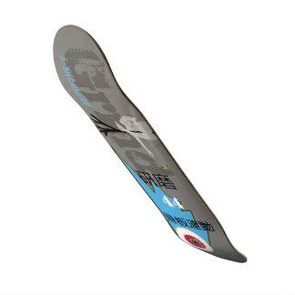 Schleifen-Skateboardkleidung Skateboardbretter