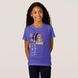 Schleifen-Skateboardkleidung T-Shirt