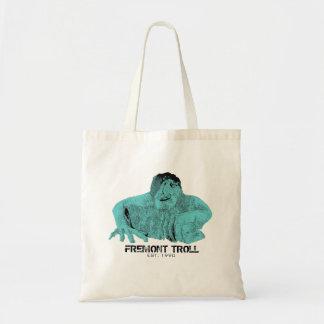 Schleppangel-Taschen-Tasche Seattles Fremont Tragetasche