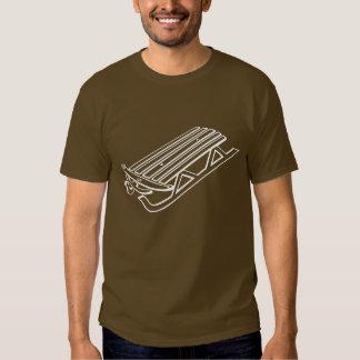 Schlitten-Shirt Tshirt