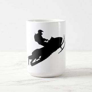 Schlitten-Tasse Tasse