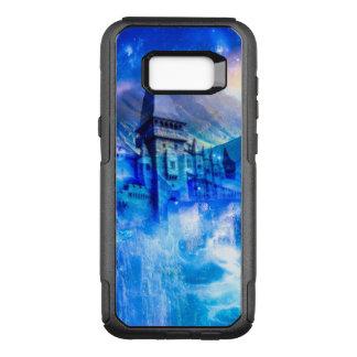 Schloss des Glases OtterBox Commuter Samsung Galaxy S8+ Hülle