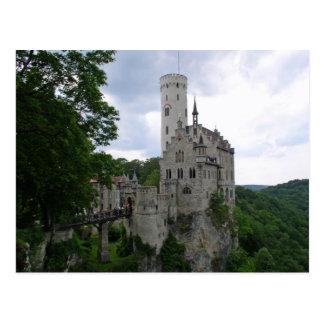 Schloss Lichtenstein Postkarte