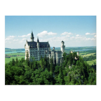 Schloss Neuschwanstein Postkarte