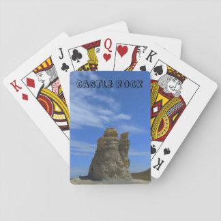 Schloss-Rock-Spielkarten Spielkarten