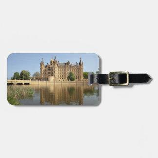 Schloss Schwerin Gepäckanhänger