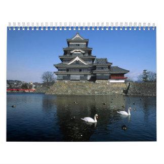 Schlösser der Welt 2010 Wandkalender