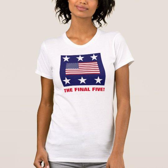 SCHLUSS FÜNF T-Shirt
