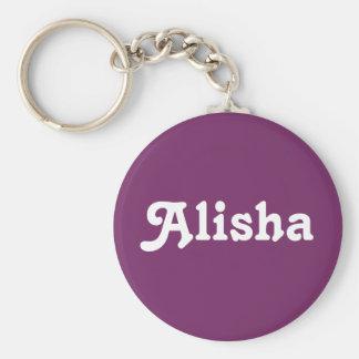 Schlüsselkette Alisha Schlüsselanhänger