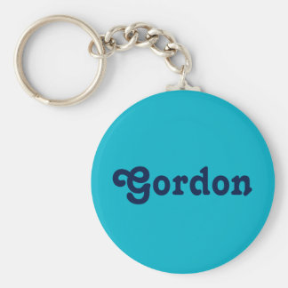 Schlüsselkette Gordon Schlüsselanhänger