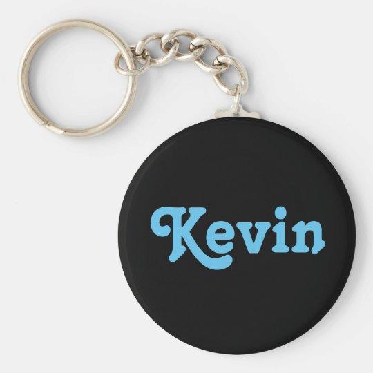 Schlüsselkette Kevin Standard Runder Schlüsselanhänger