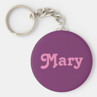 Schlüsselkette Mary Schlüsselanhänger