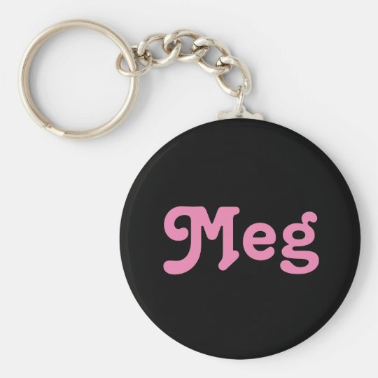 Schlüsselkette Meg. Ohm Schlüsselanhänger