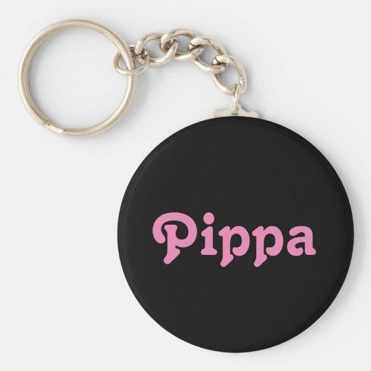 Schlüsselkette Pippa Standard Runder Schlüsselanhänger