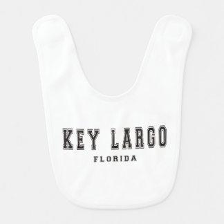 Schlüssellargo Florida Lätzchen