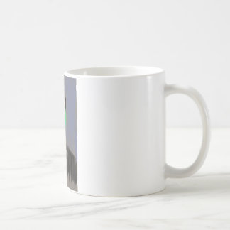 Schmelzen Kaffeetasse