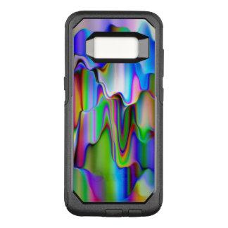 Schmelzende Raibow Eiscreme OtterBox Commuter Samsung Galaxy S8 Hülle